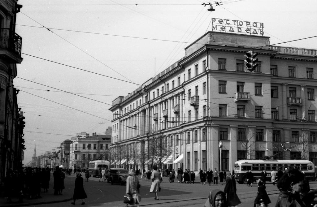 это обстоятельство фото советского ярославля облик москвы разные