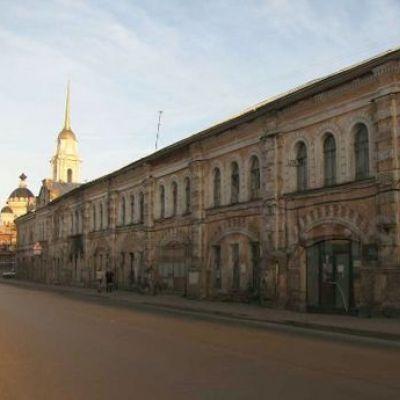 На реконструкцию Мучного двора в Рыбинске не хватает денег