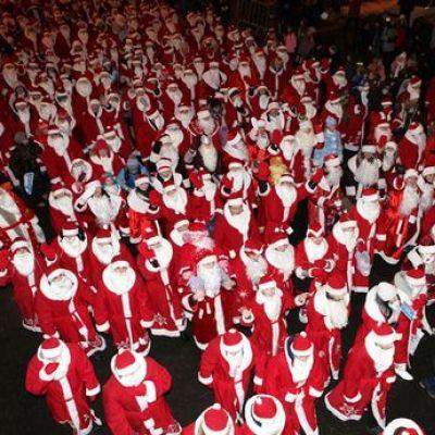 В Рыбинске ожидается «НаШествие» национальных Дедов Морозов