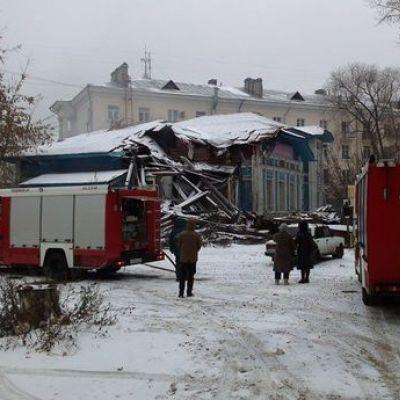 В Ярославле череда пожаров чуть не уничтожила памятник культурного наследия