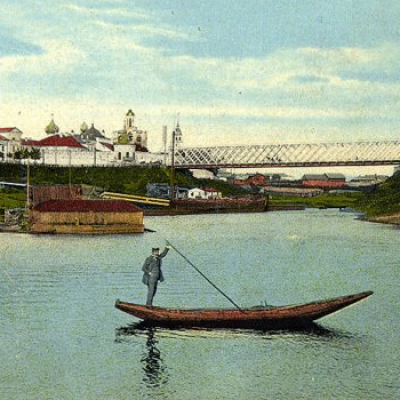 Набережная реки Которосль