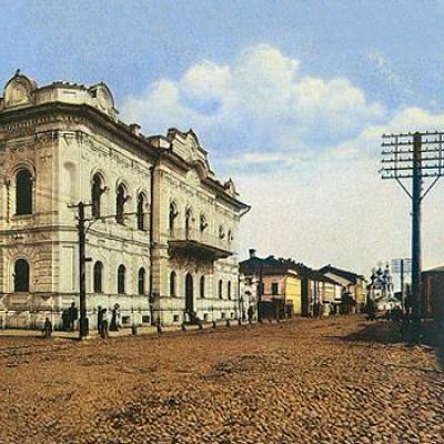 Улица Большая Октябрьская