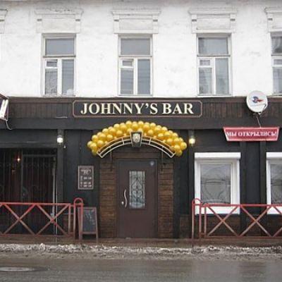 """Кафе """"Jonny`s bar"""""""