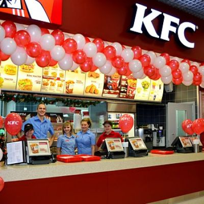 """Кафе фаст-фуд """"KFC"""""""
