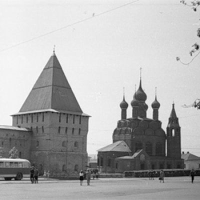 Ярославль 1960-х